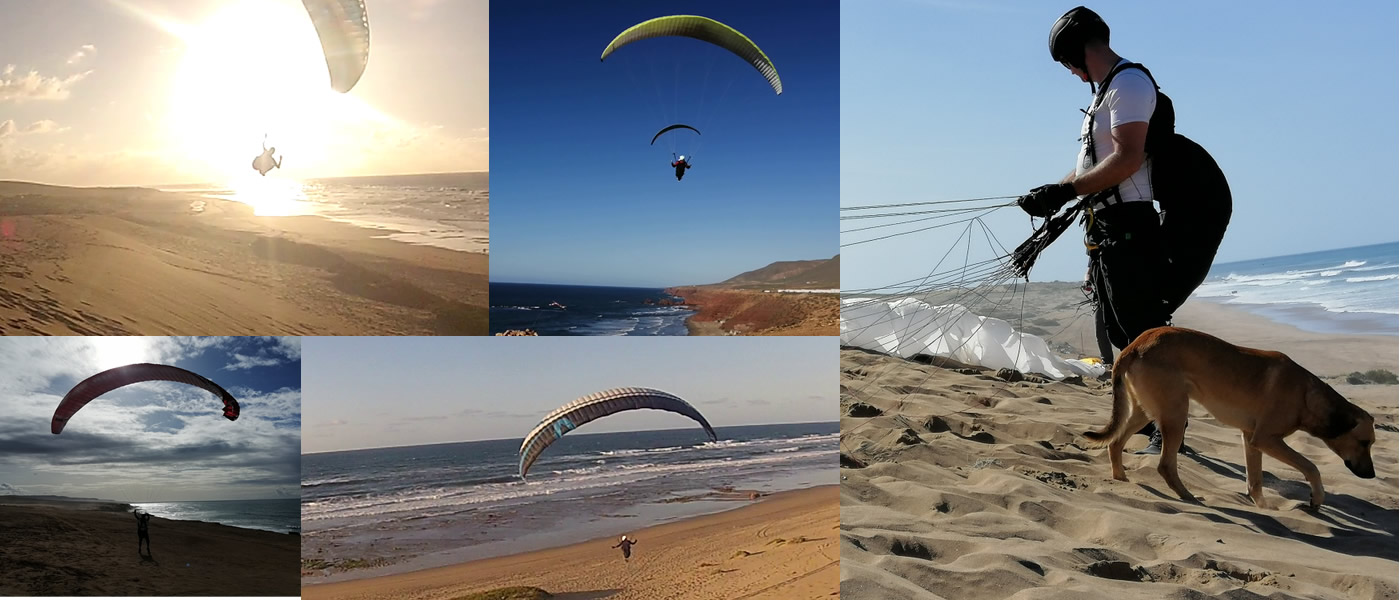 paragliding škola 2