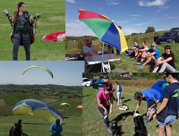 upoznaj paragliding